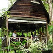 Malay Hut Poster