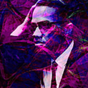 Malcolm X 20140105m88 Poster