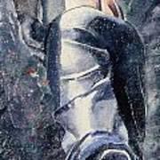 Male Figure Poster