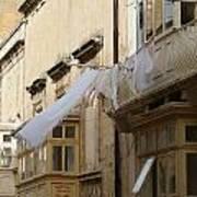 Malta Drying Poster
