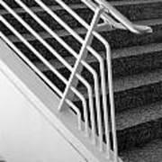 Mam Art Deco Stairs Poster