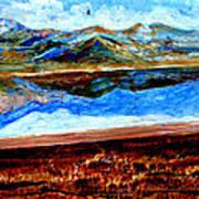 Manas Sarovr Lake-14 Poster
