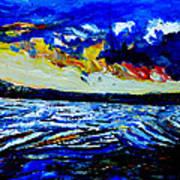 Manas Sarovr Lake-15 Poster