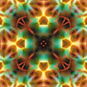 Mandala 133 Poster