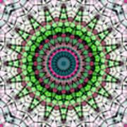 Mandala 26 Poster