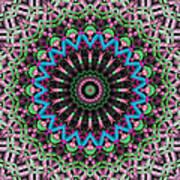 Mandala 33 Poster
