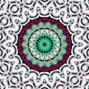 Mandala 9 Poster