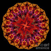 Mandala Of Love Poster