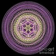 Mandala Of Wisdom Poster