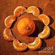 Mandarin Poster