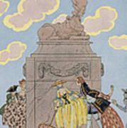 Mandoline Poster