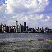 Manhattan On My Mind Poster