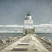 Manitowoc Breakwater Lighthouse II Poster