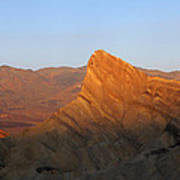 Manly Peak Death Valley Poster
