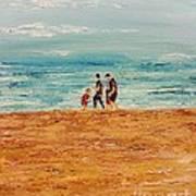 Manly Seashore Sydney Poster