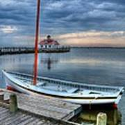 Manteo Waterfront 2 Poster