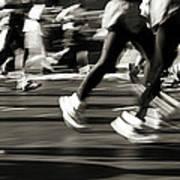 Marathon, Nyc, New York City, New York Poster
