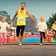 Marathon Of Happiness Poster