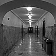 Marble Hallway Poster