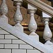 Marble Staircase Poster