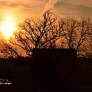 March Sunrise4 Poster by Jennifer  King