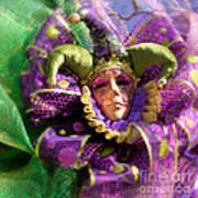 Mardi Gras Decoration Poster