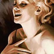Marilyn Monroe Artwork 1 Poster