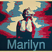 Marilyn Poster Poster