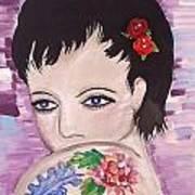 Marissa Poster by Karen Carnow
