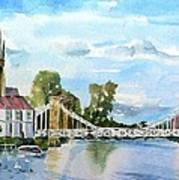 Marlow On Thames 2 Poster