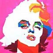 Marlyn Monroe Poster