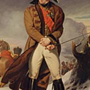 Marshal Michel Ney 1769-1815 Duke Of Elchingen Oil On Canvas Poster