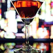 Tokyo Martini Poster
