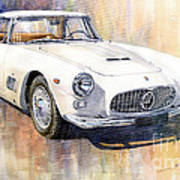 Maserati 3500GT Coupe Poster