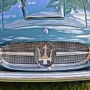 Maserati A6g 54 2000 Zagato Spyder 1955 Poster