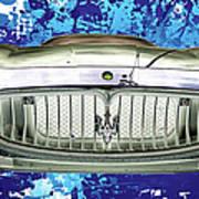 Maserati Granturismo I I I Poster