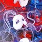 Masks 4 Poster