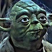 Master Yoda Poster
