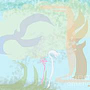 Matisse Meets Martha Stewart Poster