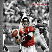 Matt Ryan Falcons Poster