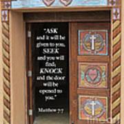 Matthew Seven Seven Poster