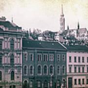Matthias Church And Vizivaros Poster