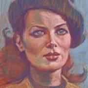 Maureen O'hara Poster