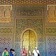 Mausoleum Of Mohammad V V Poster