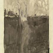 Max Klinger German, 1857 - 1920, Und Doch Poster