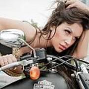 Maya And Harley Poster