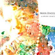 Maya Angelou 1 Poster