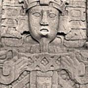 Maya Copan Poster
