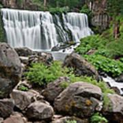 Mccloud Falls Poster