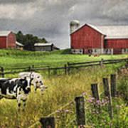 Mcclure Farm Poster